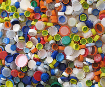Bottle Caps Recycling Plant
